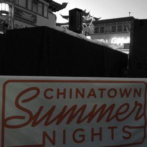 Summer nights in LA